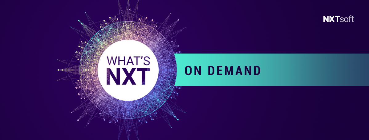 What's NXT On Demand